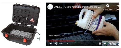 Ansed Parts Washer Vid img e1542740826333