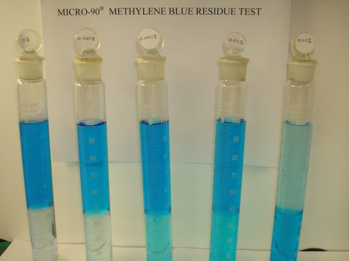 M90 Methylene Blue detection limits photo Jan 6 2009