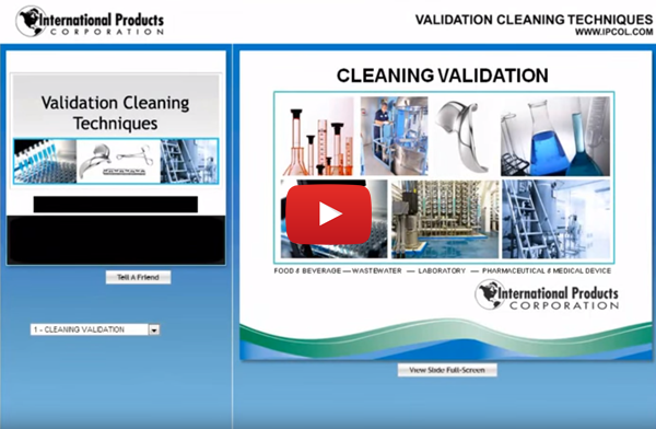 cleaning-validation