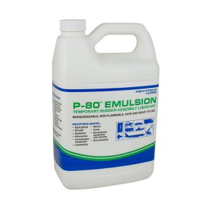 p80_emulsion_temporary_rubber_assembly_lubricant
