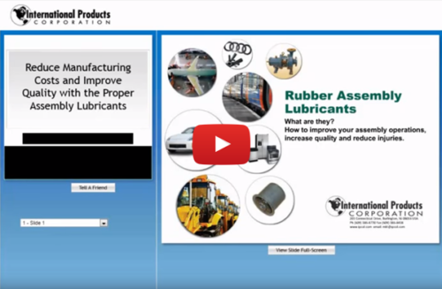 rubber assembly