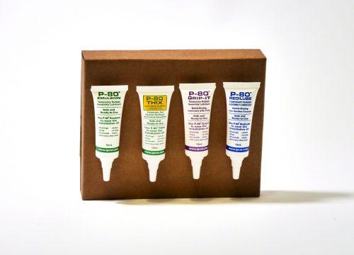 sample box P 80