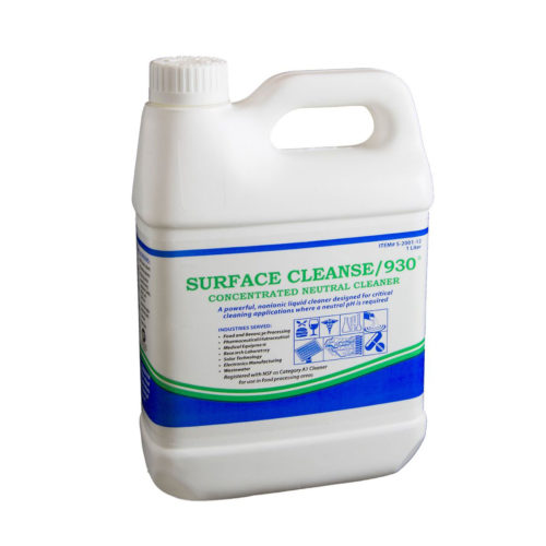surface cleanse 930