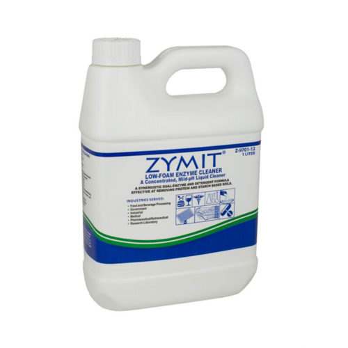 zymit low foam enzyme cleaner